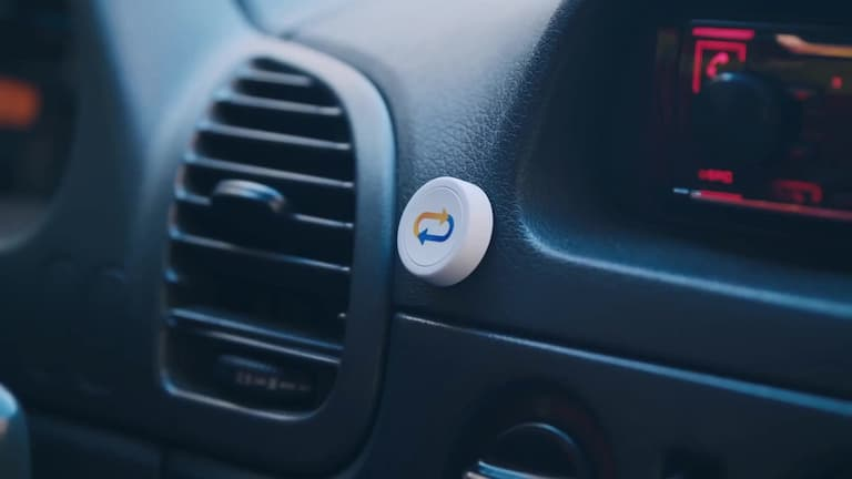 Parkunload Smart Parking Button